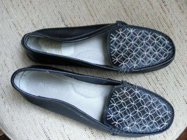 Туфли-мокасины, р-р 37