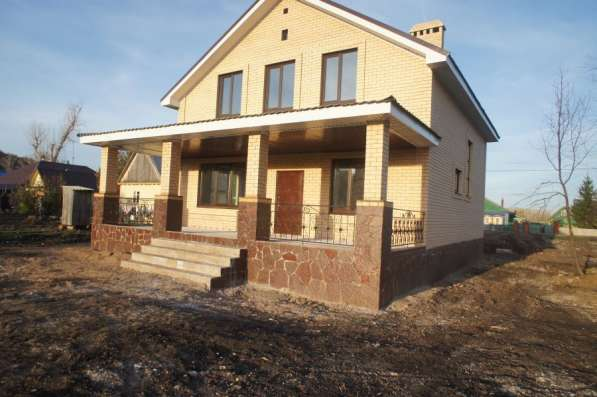 Строительство домов коттеджей, дач под ключ в Воронеже фото 9