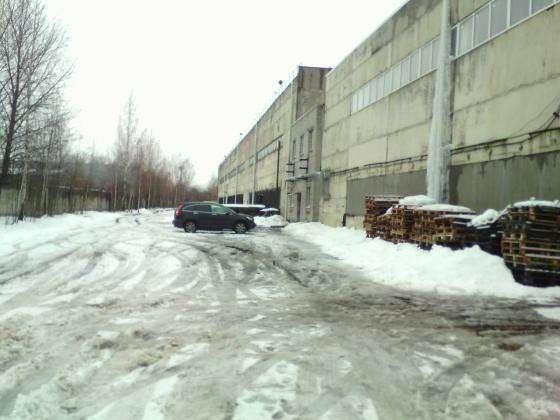 Производственно складская база в Санкт Петербурге в Санкт-Петербурге фото 6