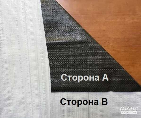Ткань черно-белая для защиты пиломатериалов