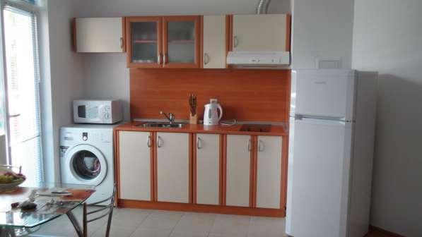 2х к апартамент в аренду на море в Солнечном Береге Болгария в фото 5