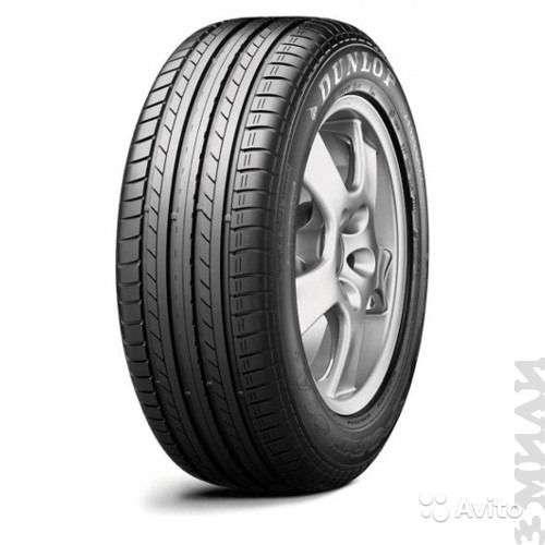 Новые R19 275/40 Dunlop sport 01A