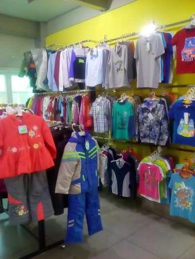 Отдел детской одежды в Томске фото 5