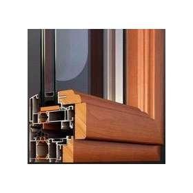 Alumil, алюминиеводеревянные окна и двер