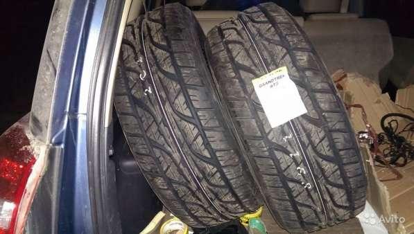 Новые Dunlop 265 70 R16 Grand trek AT3