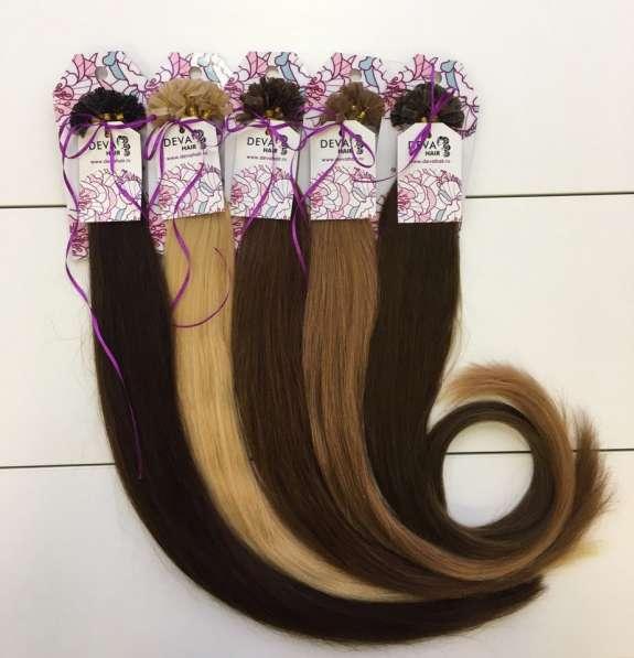 Натуральные волосы на капсулах! Челябинск