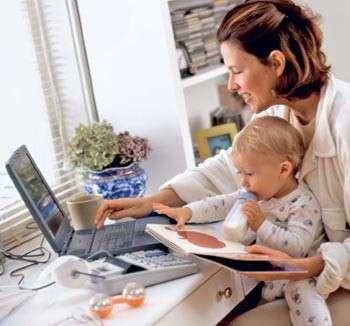 Работа для мамочек в декрете, студентов и не работающих&