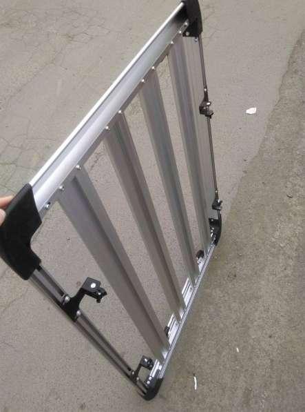 Багажник универсальный (корзина) на крышу 125х95 см (№029) в Владивостоке