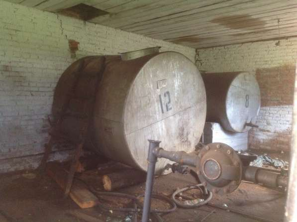 Емкость под канализацию 5м3 б/у в Ижевске