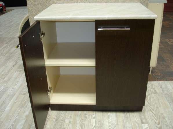 Распродажа Напольный шкаф кухонный 70см с тремя шуфлядами в фото 4