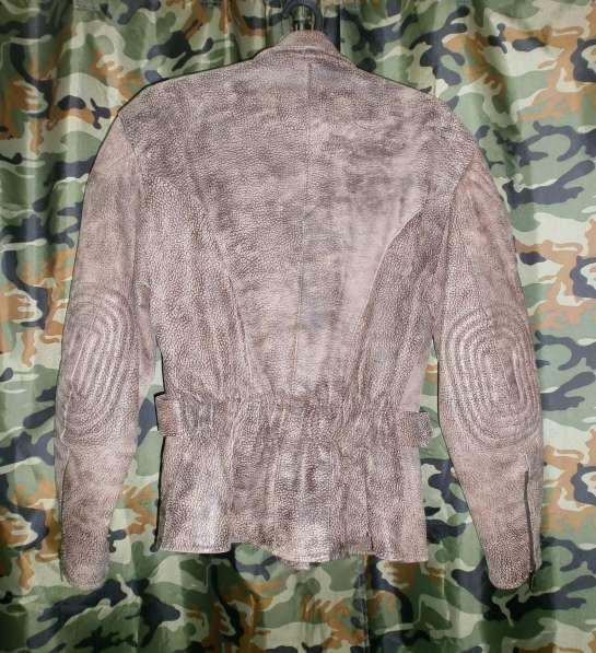 Куртка косуха натуральная кожа в Екатеринбурге фото 4
