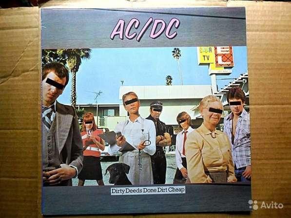 AC/DC- Dirty Deeds Done Dirt Cheap