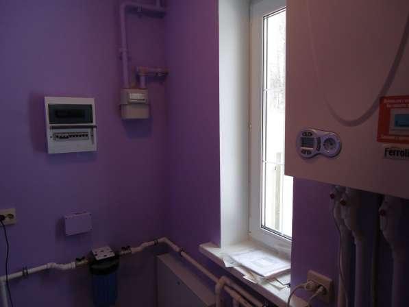 Икша, д. Ермолино дом на две семьи Газ, свет, вода в Москве фото 8
