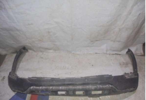 Шевроле Каптива юбка переднего бампера