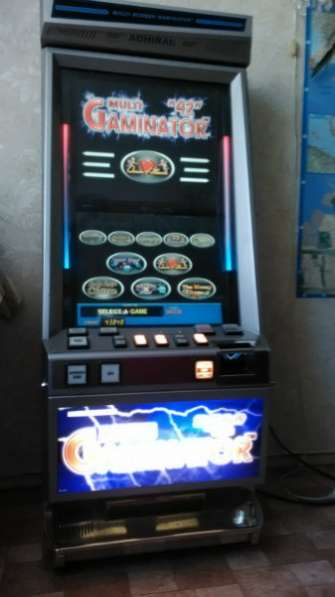 "Игровой автомат admiral ""multigamin"