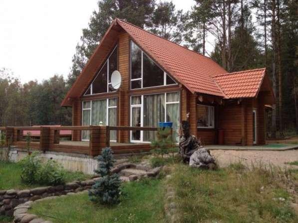 Сдам двухэтажный коттедж с в поселке Соловьево