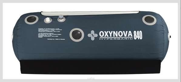 Портативная барокамера OxyNova 840 премиум класса (Канада)