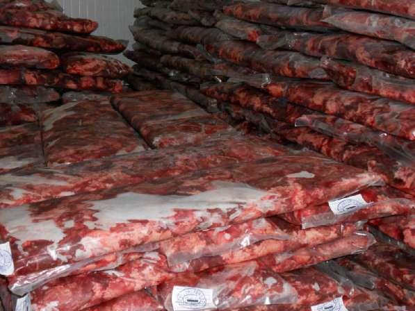 Оптовая продажа мяса и консерв
