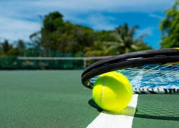 Теннисный корт по доступной цене и в минимальные сроки в Екатеринбурге фото 5
