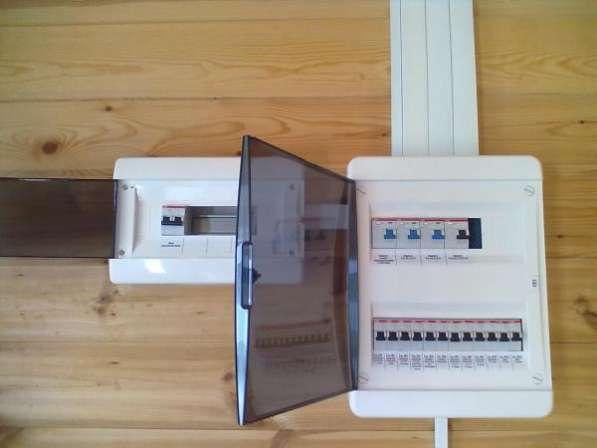 Сборка электрощитов и электрификация домов, дач, коттеджей