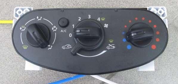 Панель управления печкой N110105Z