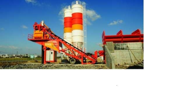 Мини бетонный завод Torre