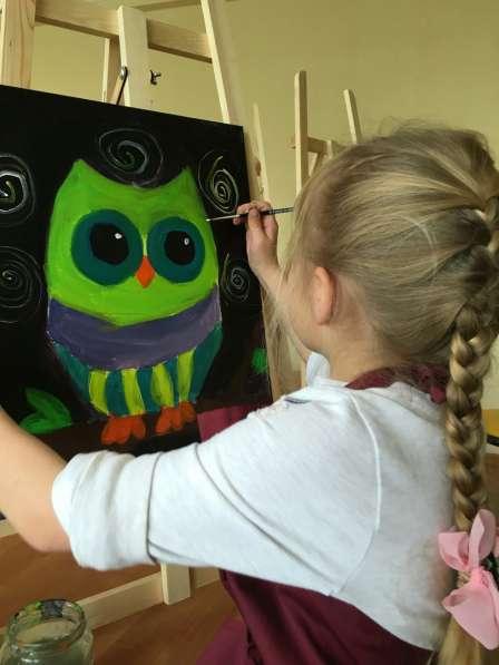 Художественная студия для детей