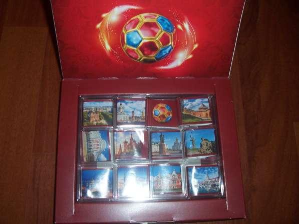 Сувенир к Чемпионату мира 2018 в России в Москве
