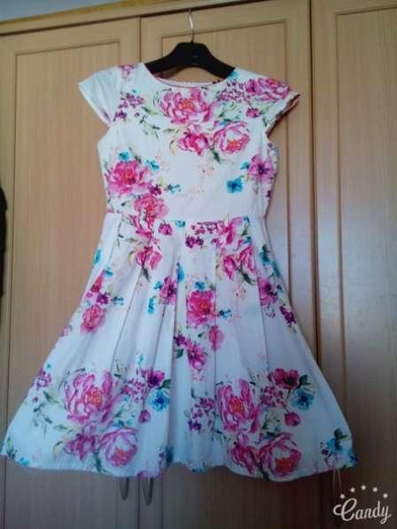 Летние платья для девочки-подростка