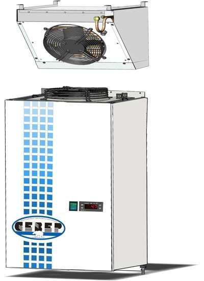 Сплит-система СЕВЕР MGS 110 S