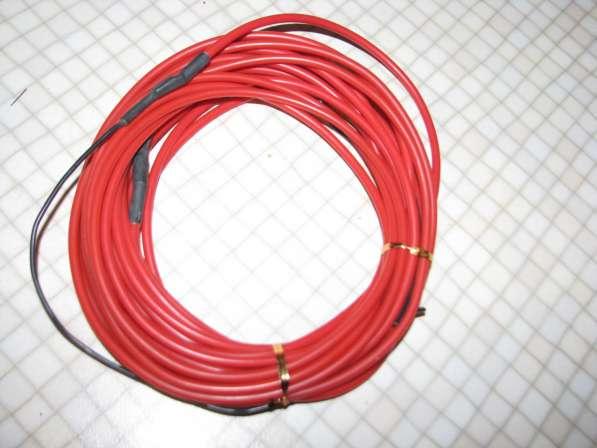 ✔ ✔ ✔Нагреватель для инкубатора карбоновый кабель в силиконе