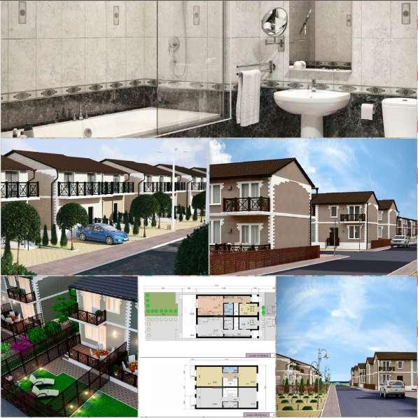 Современный Дом с Эксклюзивной Планировкой 2-э + Мансарда
