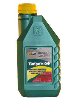 Типром ОФ Очиститель от солевых отложений (высолов) и атмос