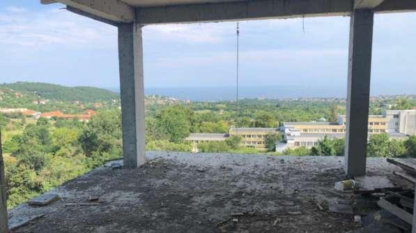 Квартира в строящемся доме с видом на море в Болгарии в фото 5