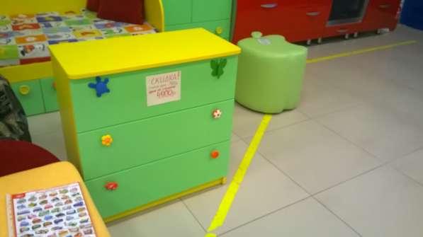 Детский комод со скидкой с выставки