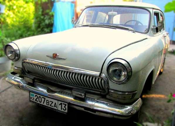 ГАЗ, 21 «Волга», продажа в г.Шымкент в фото 6