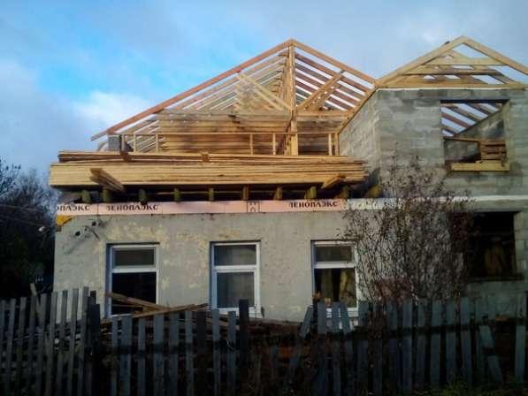 Произведем монтаж кровли или отремонтируем крышу Вашего дома