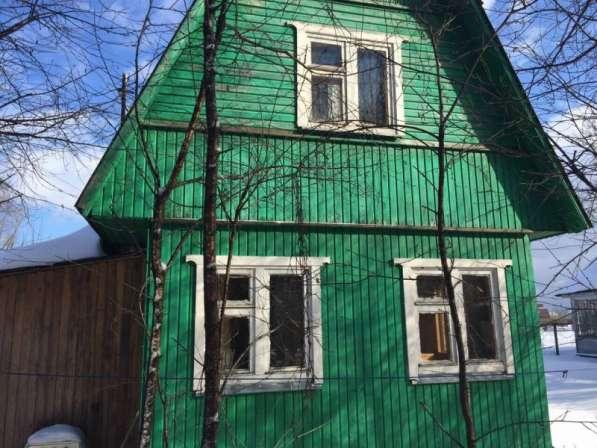 Дом в д. Новожилово