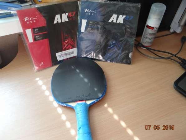СУПЕР-РАКЕТКА PALIO AK 47 RED И PALIO AK 47 BLUE С НОВЫМ СКО в Тобольске фото 3