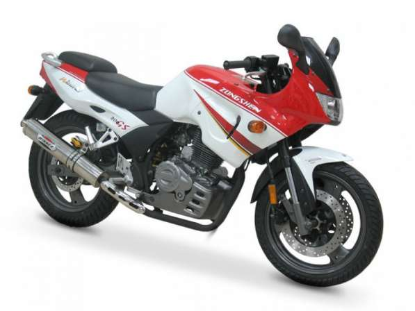 Мотоцикл Zongshen ZS 200 GS