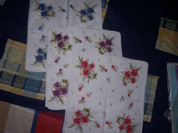 Носовые платки в ассортименте в Москве фото 4