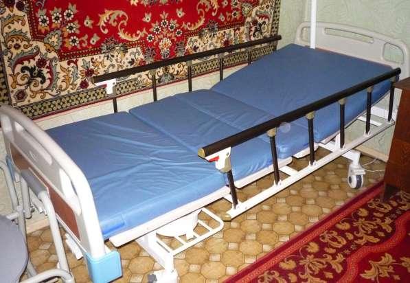 Кровать для не ходящих больных