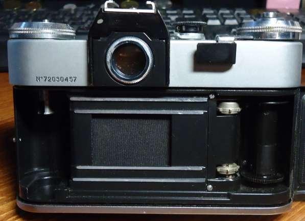 Фотоаппарат ЗЕНИТ-Е с двумя объективами в Самаре фото 5