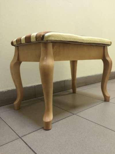 банкетку с ящиком деревянную