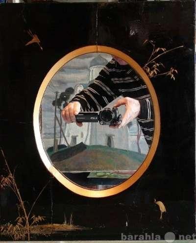 зеркало старинное Китайское