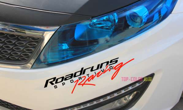 Наклейка на Корейца ROADRUNS SPORTIVO RACING