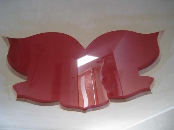 Гипоалергенные натяжные потолки