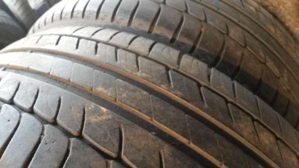 R16 205/55 94V Michelin и диски 5х114-