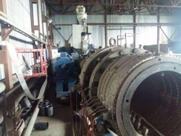 Экструдер трубный – оболочковый ЛТО-630
