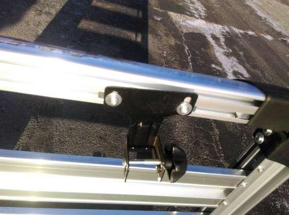 Багажник универсальный (корзина) на крышу 160х100 см (№072) в Владивостоке
